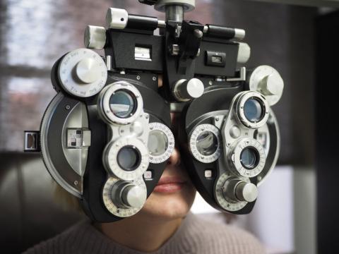 Sehtest beim Optiker in Schorndorf und Plüderhausen
