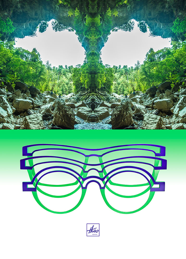 Theo-Brille Arches Nature