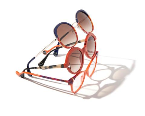 WOOW Brille VOULEZ Theme 3 Orange