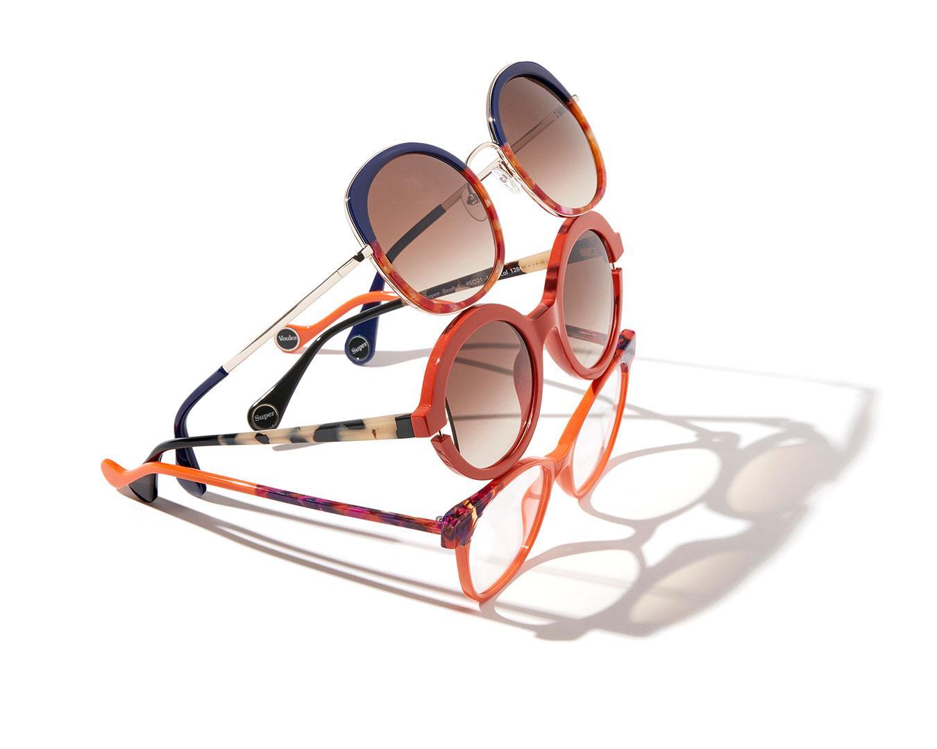 WOOW Brille VOULEZ Theme 3 Orange