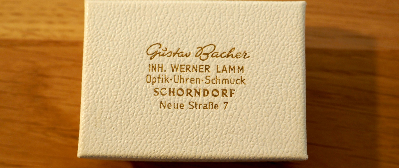 Gustav Bacher Inh. Werner Lamm