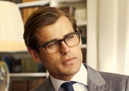 Hackett-Brillen britisch slider