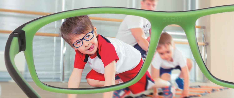 IVKO Kinderbrillen für Schulsport
