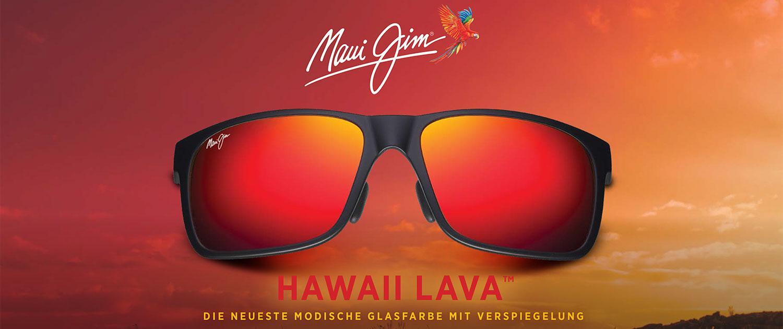 Maui Jim Sonnenbrillen Hawaii Lava