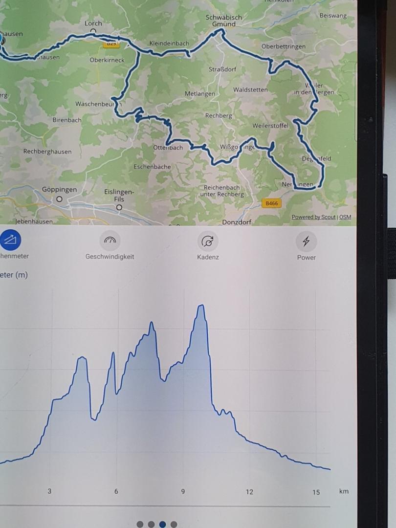Hügeltour 2021: Roland Hänger (Route)